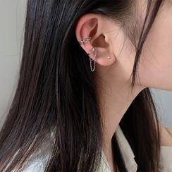 Honne - 925純銀耳掛