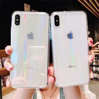 Galeon - 透明手机保护壳 - iPhone 6 / 6 Plus / 7 / 7 Plus / 8 / 8 Plus / X/ XR / XS / XS MAX