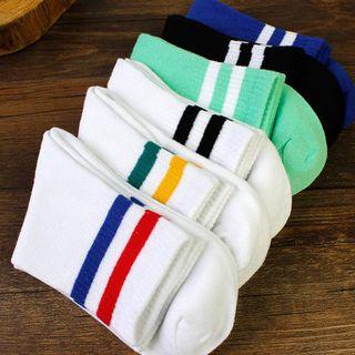 Cloud Femme - Striped Socks