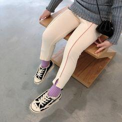 Abao - Kids Plain Leggings