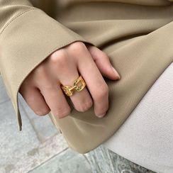 Jiniro - 链条开口戒指