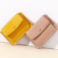 tablarosa(タブラロザ) - Faux Leather Wallet