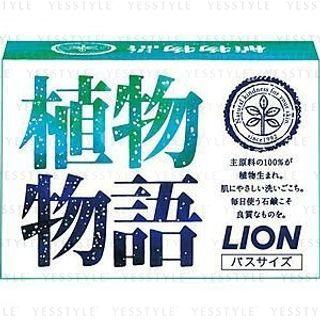 LION - Shokubutsu-Monogatari Herb Blend Beauty Soap 140g