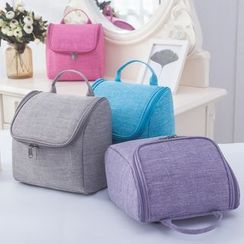 Evorest Bags - Plain Travel Makeup Pouch