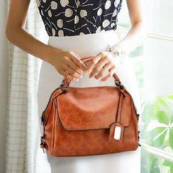 Beloved Bags(ビラブドバッグス) - Faux Leather Shoulder Bag