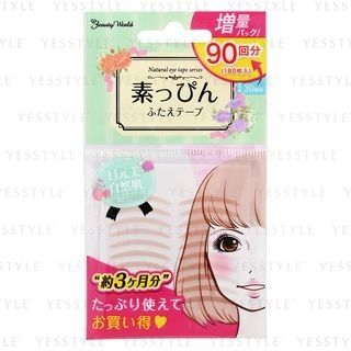 LUCKY TRENDY - Natural Double Eyelid Tape 90 pairs