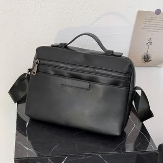 BagBuzz - Faux Leather Briefcase