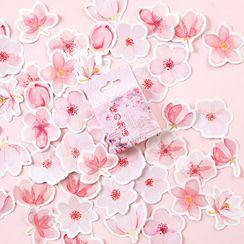 Milena - Sakura Sticker