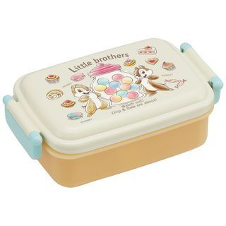 Skater - Chip & Dale Lunch Box 450ml