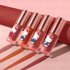 Cathy Doll - Hello Kitty Lip & Cheek Matte Mousse 4g - 4 Types