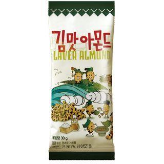 Tom's Farm - Dry Roasted Laver Almond 30g