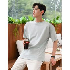 STYLEMAN - Drop-Shoulder T-Shirt in 15 colors