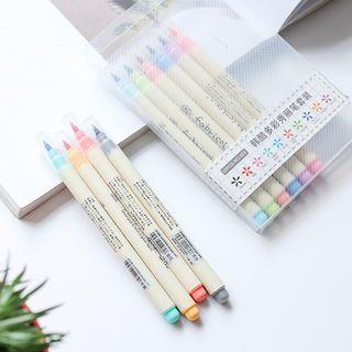 Hegma - Set of 10: Brush Pen