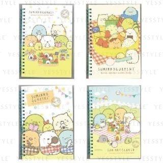 SunToys - San-X Sumikko Gurashi Notebook - 4 Types