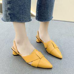 Novice - Block Heel Sandals