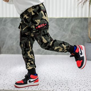 PAM - Kids Camouflage Cargo Pants