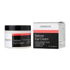 YEOUTH - 2.5% Retinol Eye Cream with Hyaluronic Acid, Caffeine, Green Tea