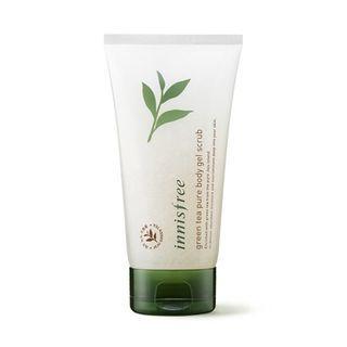 innisfree - Green Tea Pure Body Gel Scrub 150ml
