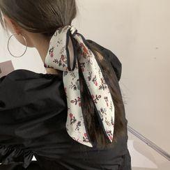 CIMAO - Flower Print Hair Tie