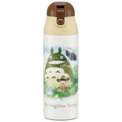 Skater - My Neighbor Totoro Stainless Mug Bottle (Water Color)