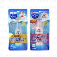 乐敦曼秀雷敦 - Skin Aqua UV Super Moisture Milk SPF50+ PA++++ 40ml - 2 Types