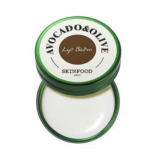 SKINFOOD(スキンフード) - Avocado & Olive Lip Balm NEW