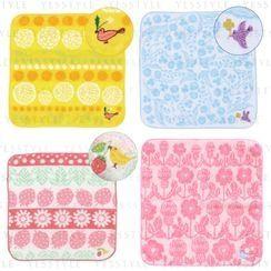 CHARLEY - Nobana Towel Handkerchief 1 pc- 4 Types