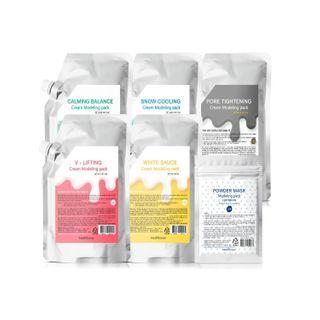 MediFlower - Cream Modeling Pack Set - 5 Types