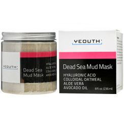 YEOUTH(ユース) - Dead Sea Mud Face Mask