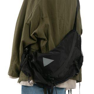 Banash - Printed Messenger Bag