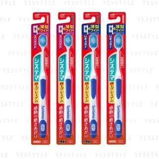 LION - Systema Super Premium Toothbrush - 4 Types