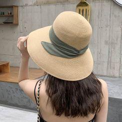 LANWO - Foldable Straw Hat