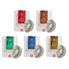 no:hj - Skin Maman Pore Centella Rose Sheet Mask - 5 Types