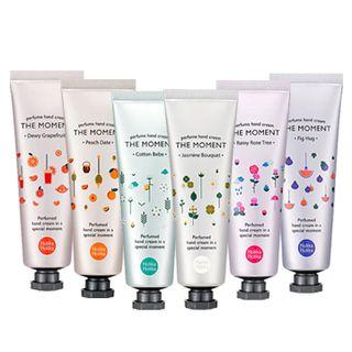 HOLIKA HOLIKA - The Moment Perfume Hand Cream 30ml (6 Types)