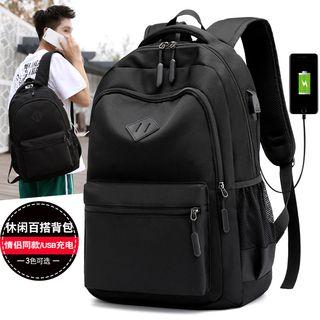 BAGSHOW - USB Port Backpack