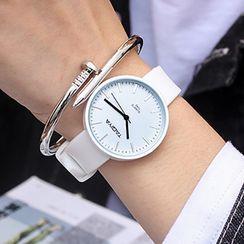 Biccup - Plain Strap Watch