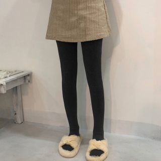 OCTALE - 内加绒袜裤