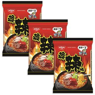 Nissin - Demae Iccho Korean Series Korean Spicy Flavour (3 packs)