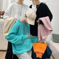 Bay Go Mall - Oversized Sweatshirt