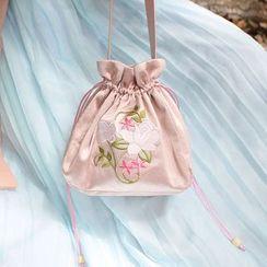 Liok - 漢服刺繡手提包
