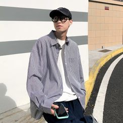 CooLook(クールック) - Striped Shirt