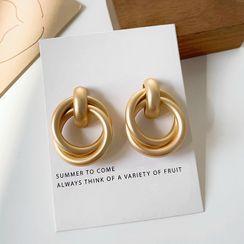 Admae - 金属耳钉