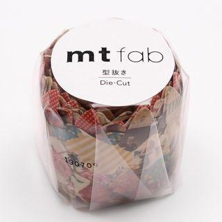mt - mt Masking Tape : mt fab Die-Cut Retro Paper Butterfly