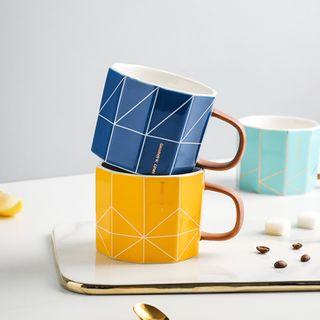 Kawa Simaya - Geometric Ceramic Mug
