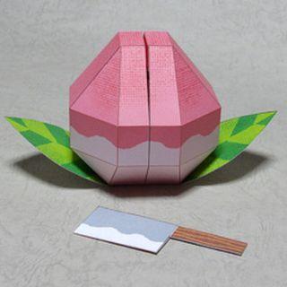 Kamikara - Paper Craft: Momotarou Side Story