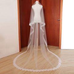 Neostar - 蕾丝新娘头纱