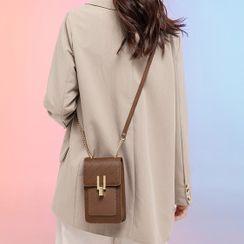 tablarosa(タブラロザ) - Genuine Leather Crossbody Bag