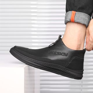 Junster - Genuine Leather Casual Shoes