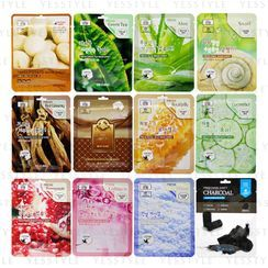 3W Clinic - Fresh Mask Sheet 10 pcs - 15 Types