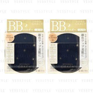 Shiseido - Integrate Gracy Essence Powder BB SPF 22 PA++ - 2 Types